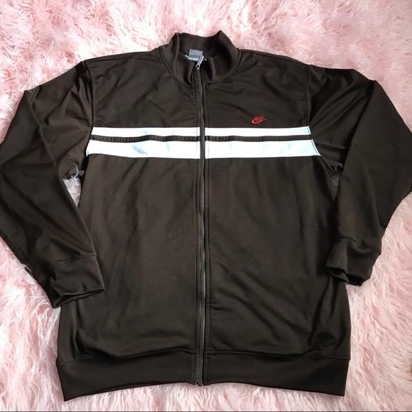 Nike Track Jacket  7479a18e207a